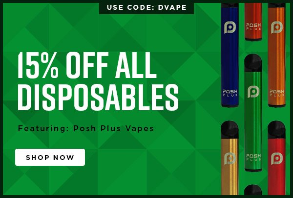 15% off All Disposable Vapes
