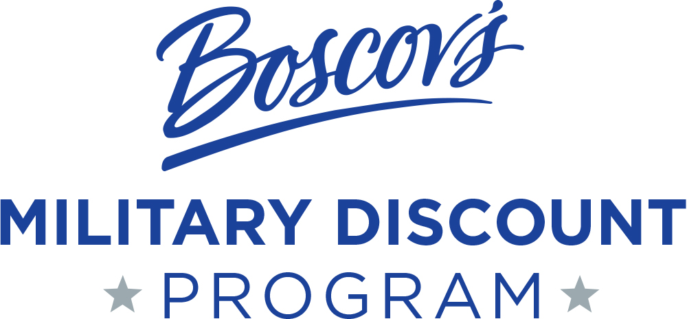 Boscov's Military Discount Program