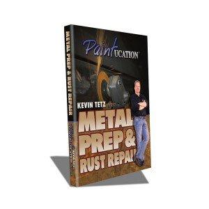 Metal Prep/Rust Repair Video-DVD Version