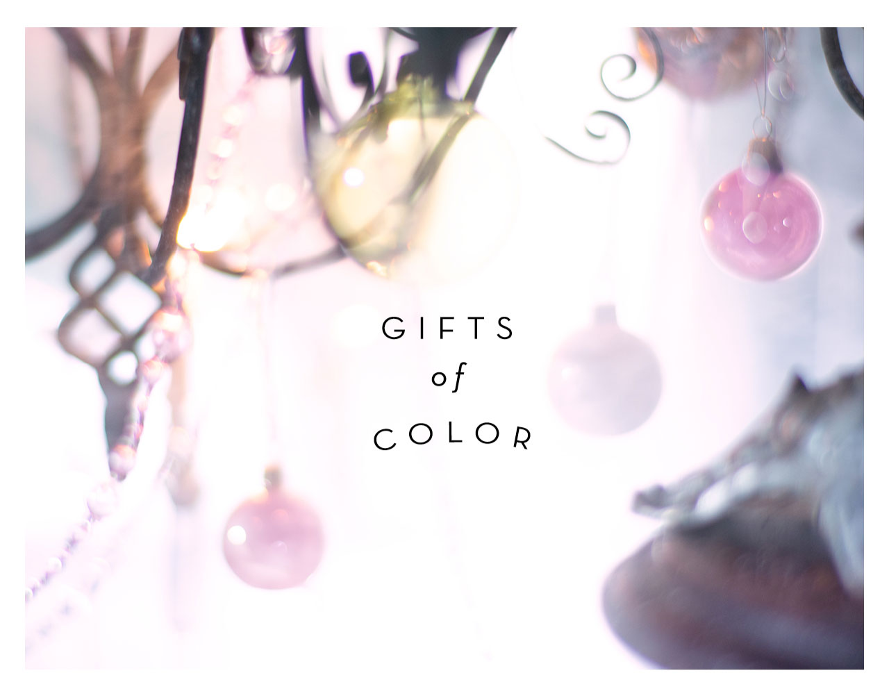 gifts of color