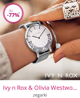 Ivy n Rox & Olivia Westwood - zegarki