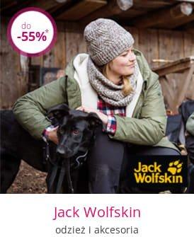 Jack Wolfskin - odzież i akcesoria