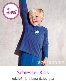 Schiesser Kids - odzież i bielizna dziecięca