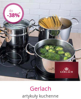 Gerlach - artykuły kuchenne