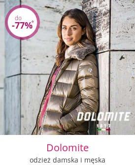 Dolomite - odzież damska i męska
