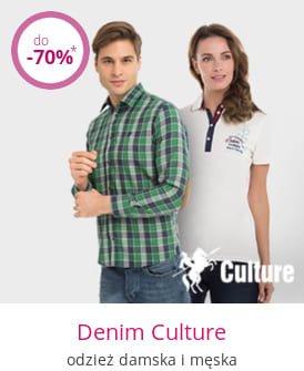 Denim Culture - odzież damska i męska