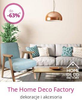The Home Deco Factory - dekoracje i akcesoria