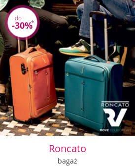 Roncato - bagaż