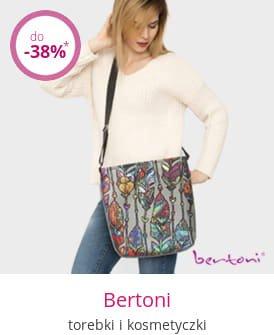 Bertoni - torebki i kosmetyczki