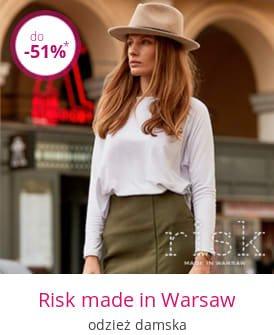 Risk made in Warsaw - odzież damska