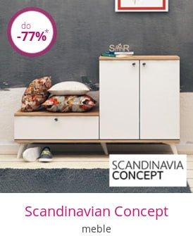 Scandinavian Concept - meble