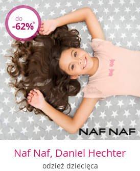 Naf Naf, Daniel Hechter - odzież dziecięca