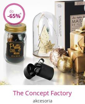 The Concept Factory - akcesoria