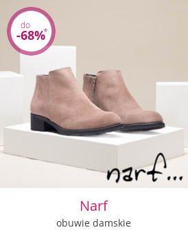 Narf - obuwie damskie