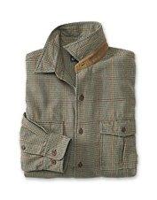 Fairbanks Houndstooth Long-Sleeved Shirt