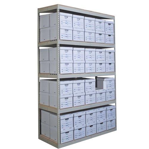 Hallowell Record Storage