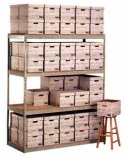 Penco RivetRite Record Storage