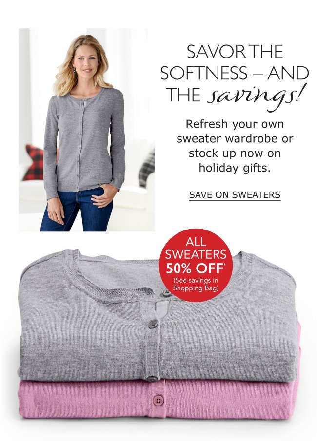 Shop Tops & Sweaters.