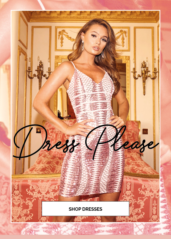 QUIZ Clothing Dress Please