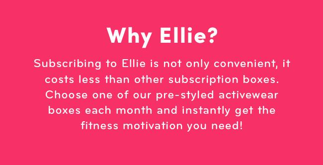 Why Ellie?