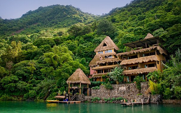 5-Day Guatemala Lakefront Eco-Retreat for 2