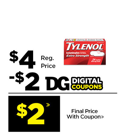$2» Tylenol®