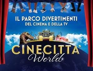 CINECITTA WORLD