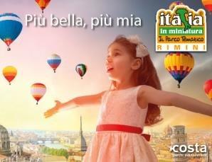 Biglietti Italia in Miniatura