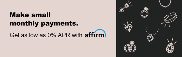 Make small monthly payments. Get as low as 0% APR with Affirm.