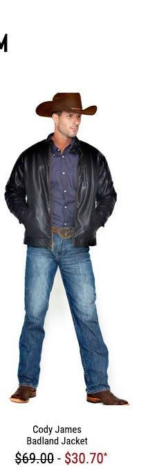 Cody James Men's Badland Jacket
