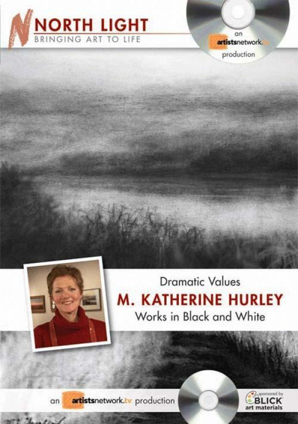 Dramatic Values: M. Katherine Hurley Works in Black and White - Image
