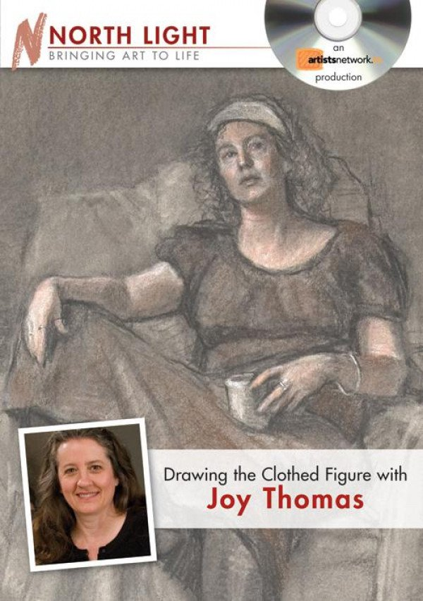 Drawing the Clothed Figure with Joy Thomas  - Image