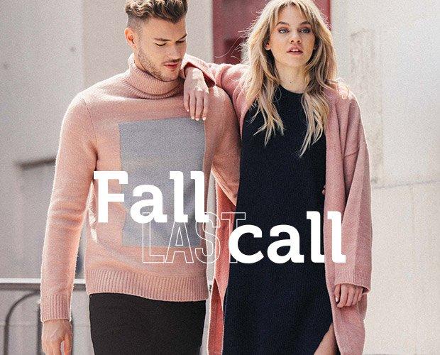 Fall Last Call