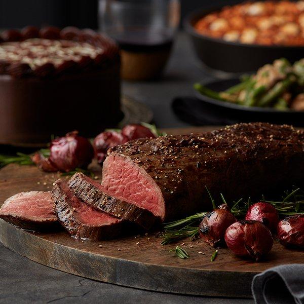 Shop grand beef tenderloin dinner