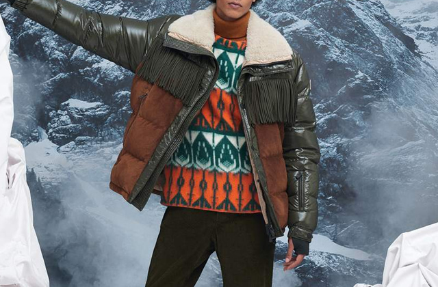 INTRODUCING THE NEW GRENOBLE COLLECTION FROM MONCLER GENIUS