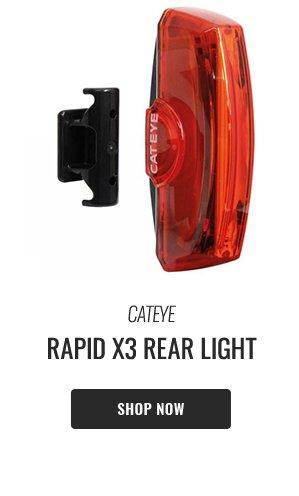 RAPID X3 REAR LIGHT
