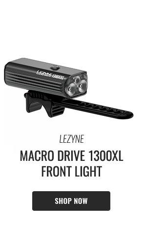 MACRO DRIVE 1300XL FRONT LIGHT