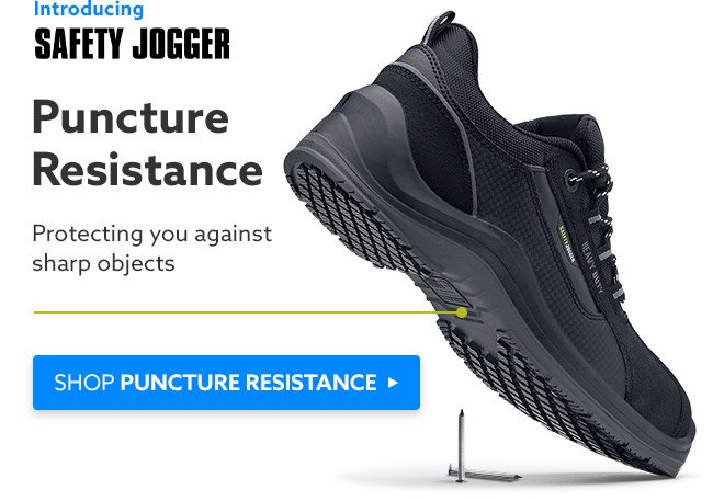 SHOP PUNCTURE RESISTANCE