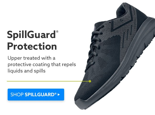 SHOP SPILLGUARD