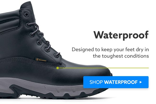 SHOP WATERPROOF
