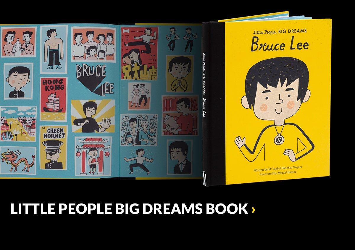 Little People Big Dreams
