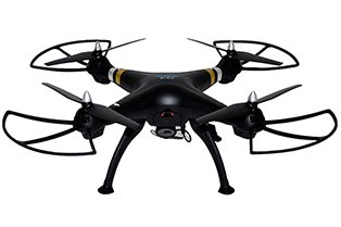 Lenoxx Kids Long Distance Flying Drone with WiFi Camera (FD1400)