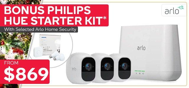 Arlo Home Security
