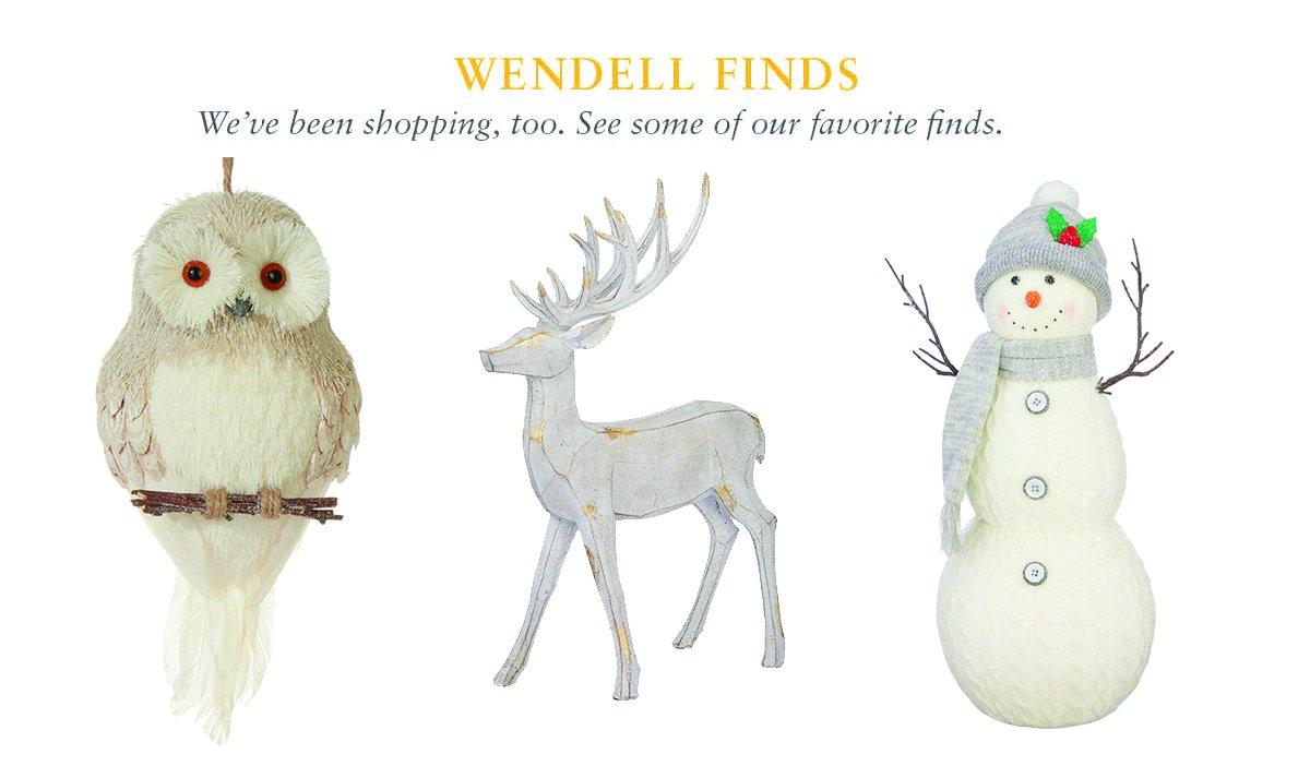 Wendell Finds
