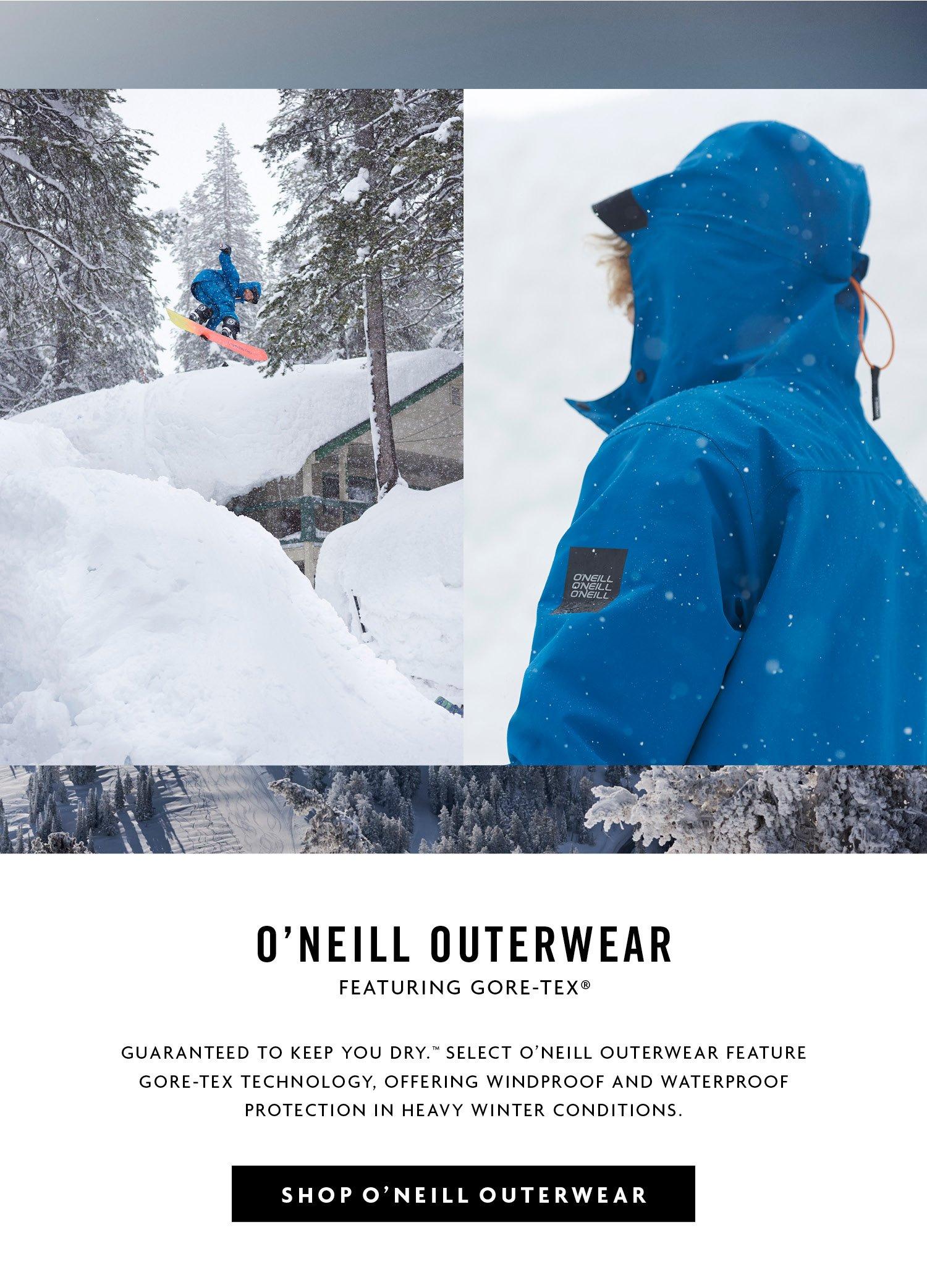 Gore-Tex® Outerwear