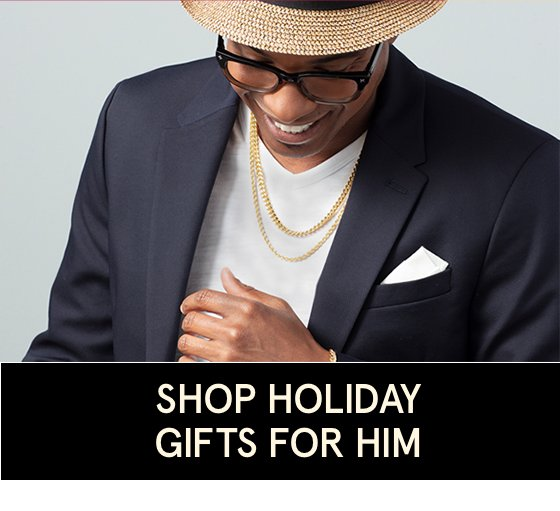 Shop Holiday Gifts For Him