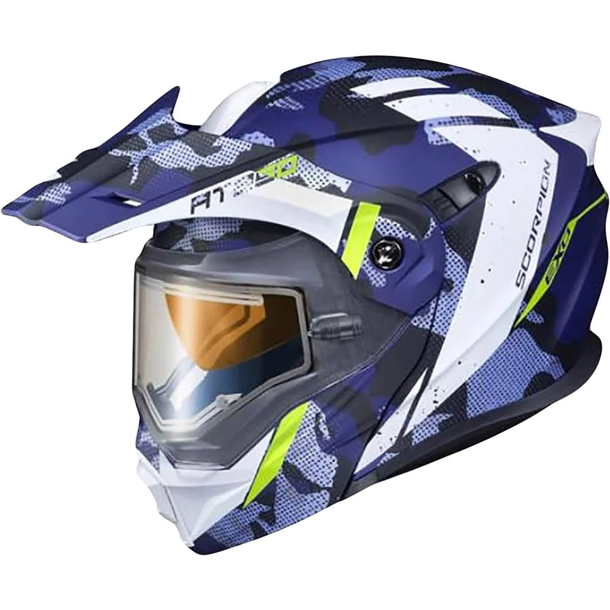 Scorpion EXO-AT950 Outrigger Electric Adult Snow Helmets