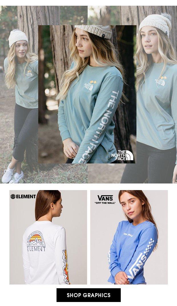Shop Women's Long Sleeve Tees