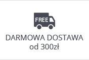 Darmowa dostawa od 300