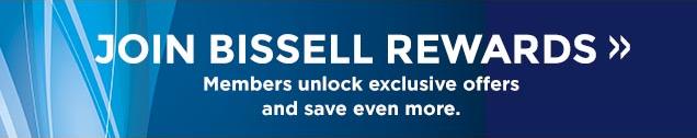 Join Bissell Rewards